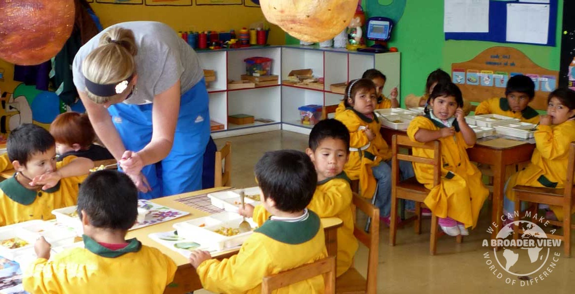 Volunteer in Chile: Orphanages Assistance Program