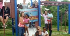 Volunteer in Belize at an orphanage with 25 children