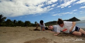 Volunteer in Costa Rica: Sea Turtle Conservation