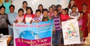 Volunteer Guatemala: Children Support