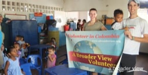 Volunteer Colombia Cartagena: Children Support