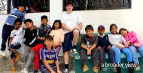 Volunteer in Ecuador: Orphanage Support Program