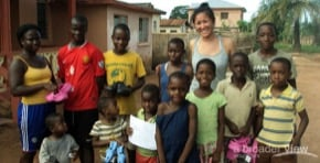 Volunteer in Ghana: Children Orphanage Assistance