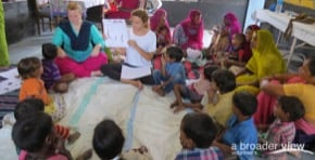 Volunteer in India: Child Care (Udaipur)
