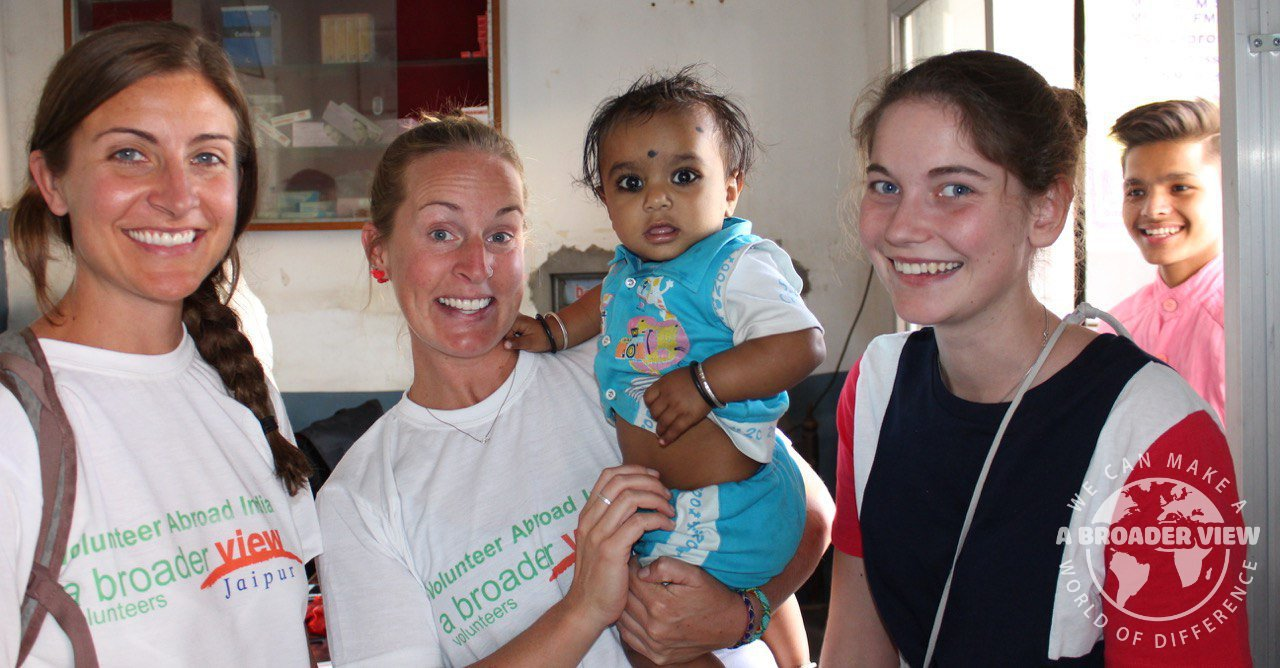 Volunteering in India, Medical & Health Jaipur