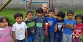 Volunteer in Ecuador Quito North: Kindergarten