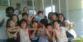 Volunteer Vietnam Hanoi Special Needs Children's Village