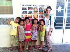 Volunteer Vietnam Orphanage / Disabilities Center Hanoi