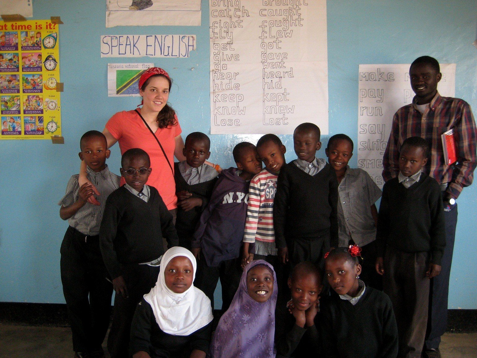 Why Volunteer in Tanzania with A Broader View