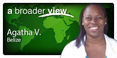 Agatha Coordinator Belize