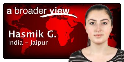 Hosmik Coordinator in India - Jaipur