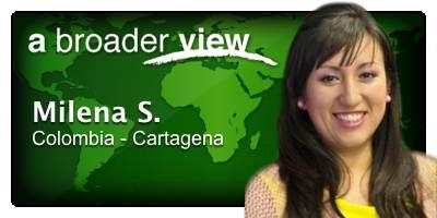 Milena Coordinator Colombia