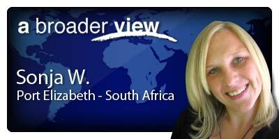 Sonja Coordinator South Africa