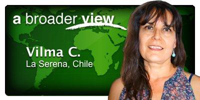 Vilma C. - La Serena Chile