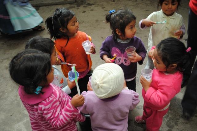 Adrienne Volunteer Guatemala 01