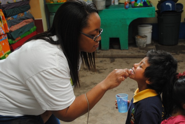 Adrienne Volunteer Guatemala 02