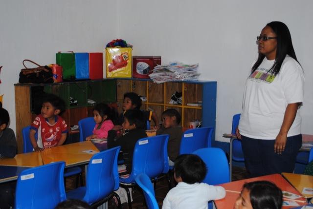 Adrienne Volunteer Guatemala 03