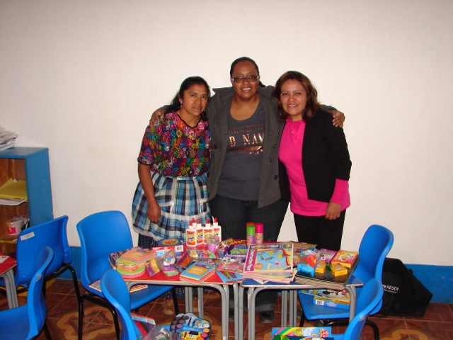 Adrienne Volunteer Guatemala 05