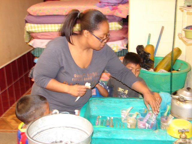 Adrienne Volunteer Guatemala 06