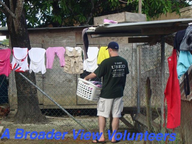 Alex Volunteer Belize 01