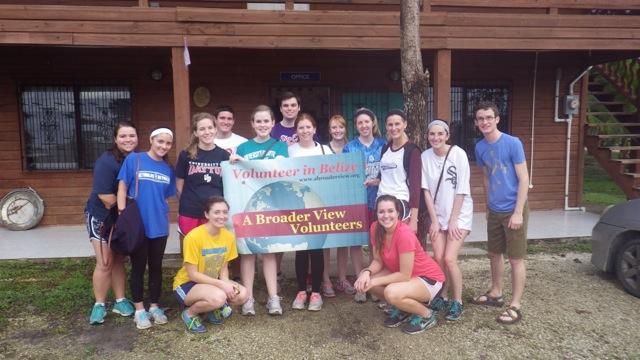 Alex Volunteer Belize 02