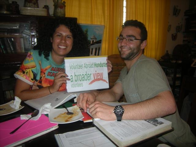 Benjamin Volunteer Honduras 04