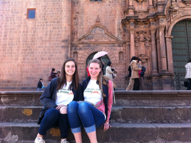 Carol Volunteer in Cusco, Peru
