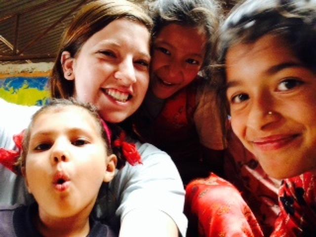 Charli Volunteer Kathmandu Nepal 05