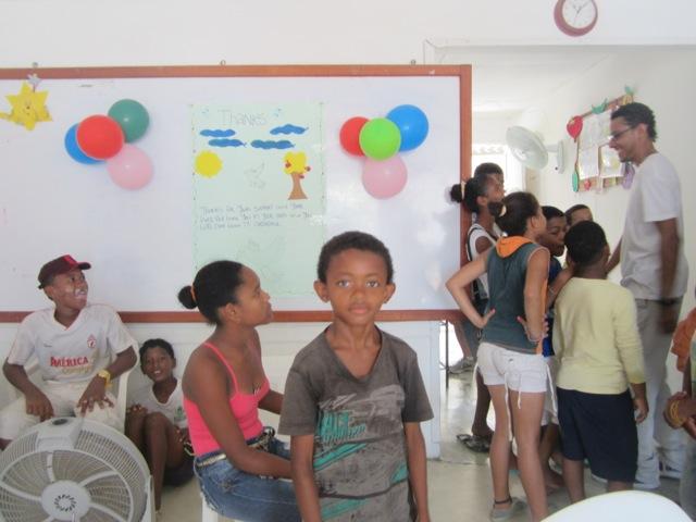 Craig Volunteer Colombia Cartagena 03