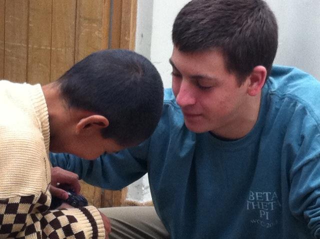 Creighton Volunteer Cusco Peru 03
