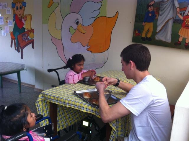 Creighton Volunteer Cusco Peru 04