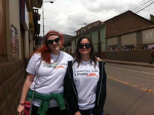 02danielle Stryker Volunteer In Cusco Peru Nursery And Girls Orphanage Program 02