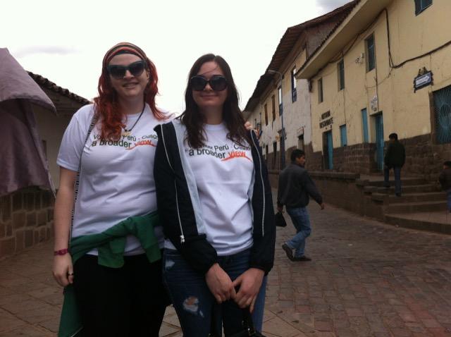 Danielle Stryker Volunteer In Cusco Peru Nursery And Girls Orphanage Program 04