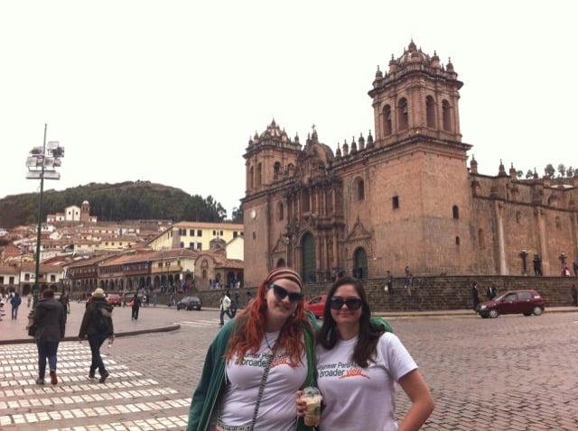 Danielle Stryker Volunteer In Cusco Peru Nursery And Girls Orphanage Program 05