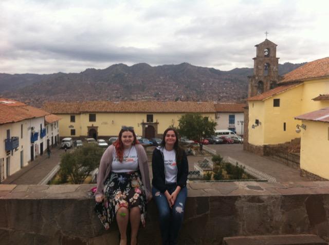 Danielle Stryker Volunteer In Cusco Peru Nursery And Girls Orphanage Program 06