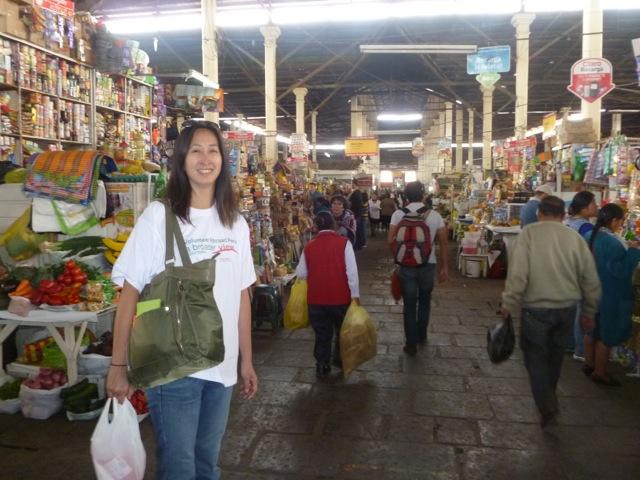 Dorothy Volunteer Cusco Peru 01