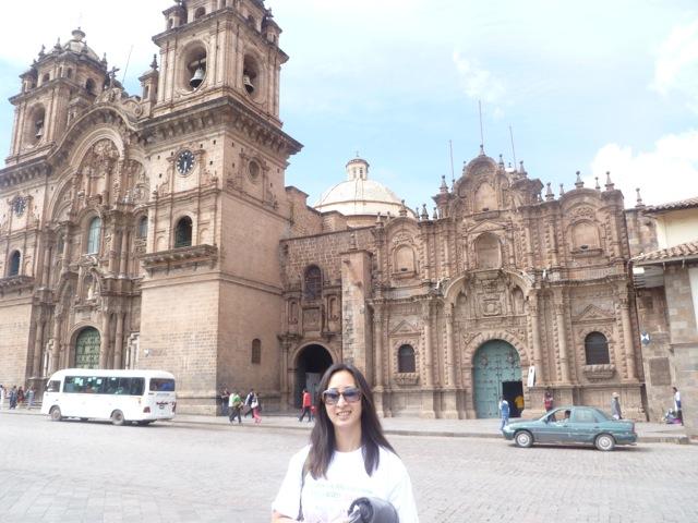 Dorothy Volunteer Cusco Peru 03