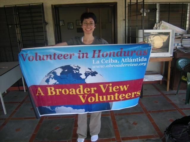 Erica Volunteer Honduras La Ceiba 02