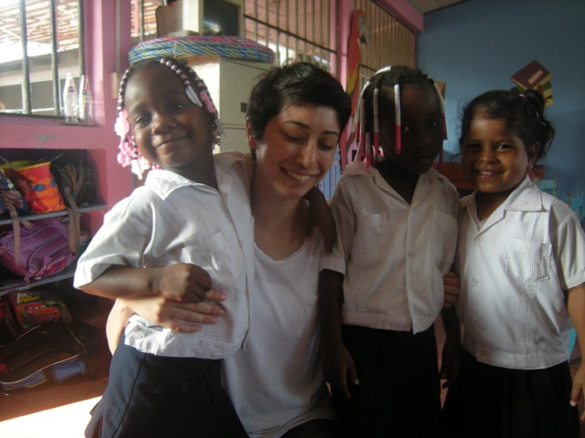 Erica Volunteer Honduras La Ceiba 03