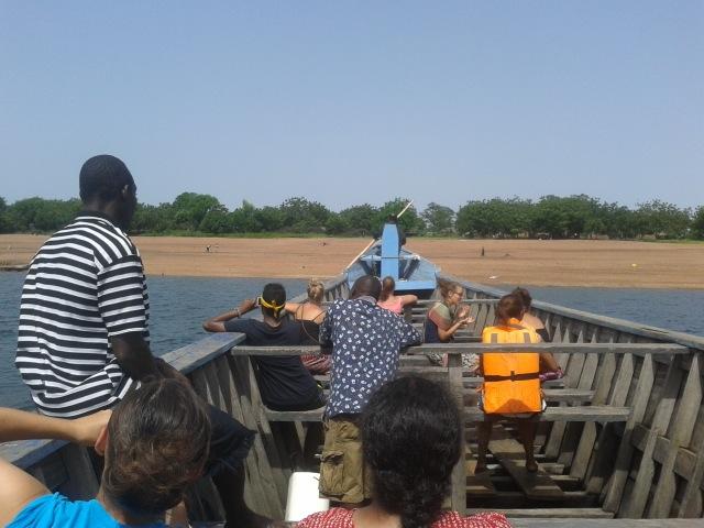 Ethan Volunteer Volta Region Ghana 02