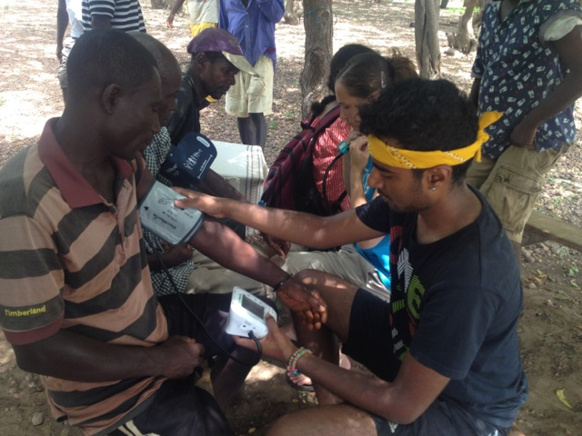 Ethan Volunteer Volta Region Ghana 03