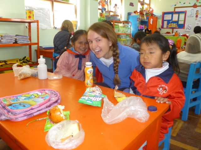 Feedback Aileen Volunteer Cusco Peru 01