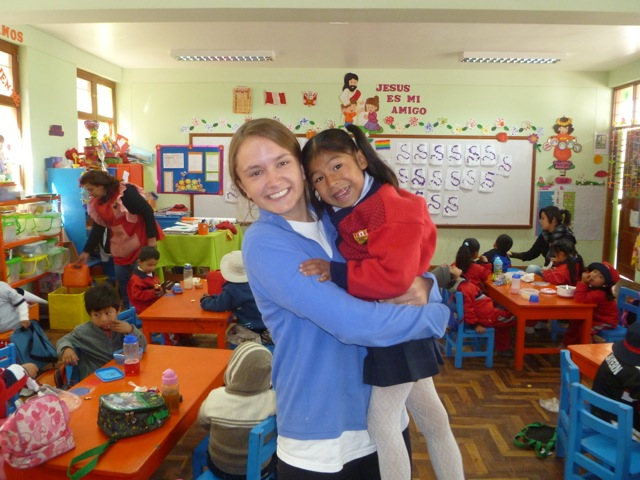 Feedback Aileen Volunteer Cusco Peru 02