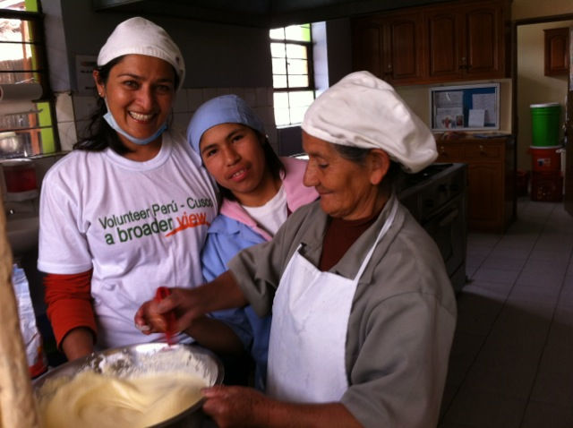 Feedback Anshu Jain Volunteer Cusco Peru 03