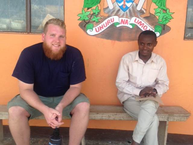 Feedback Brendan Leary Volunteer in Tanzania