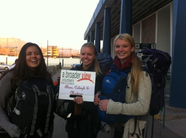 Feedback Caleigh Mc Cabe Volunteer Cusco Peru 01