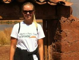Feedback Caleigh Mc Cabe Volunteer in Cusco, Peru