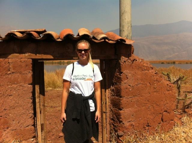 Feedback Caleigh Mc Cabe Volunteer Cusco Peru 05