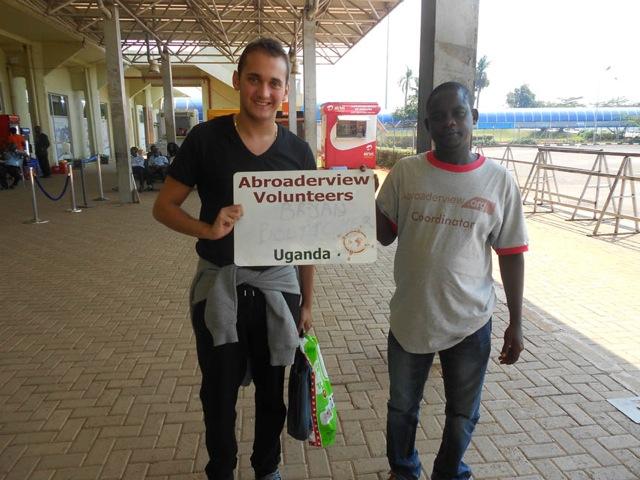 Feedback Camil Benomar Volunteer Bulenga Uganda 01