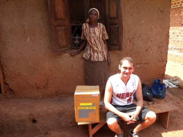 Feedback Camil Benomar Volunteer Bulenga Uganda 04